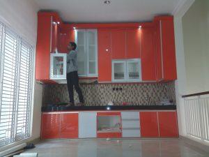 harga kitchen set depok - Kitchen Set Kota Wisata