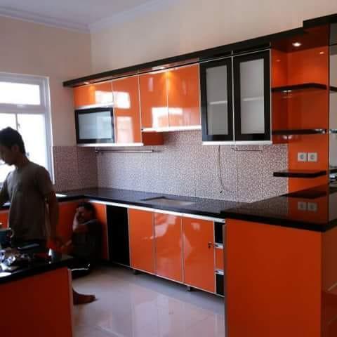 Jual Kitchen Set Depok