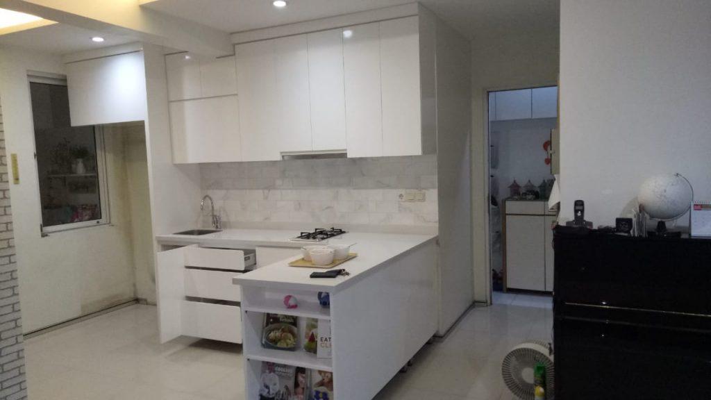 Kitchen Set Cibinong