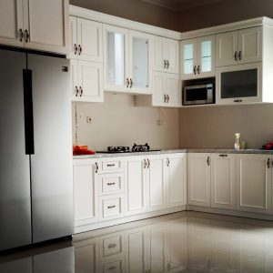 kitchen set cibubur harga - Harga Kitchen Set Depok