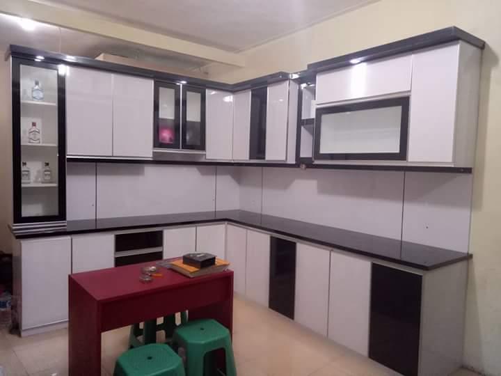 Kitchen Set Kota Wisata