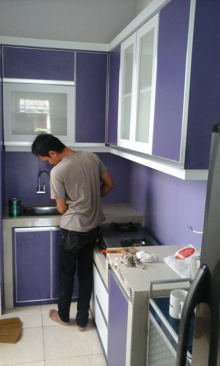 Kitchen Set Citra Grand Cibubur Junction