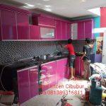 kitchen set minimalis modern 2020 - Kitchen Set Minimalis Bekasi