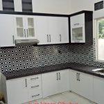 harga kitchen set cibinong - Kitchen Set Cibubur Village