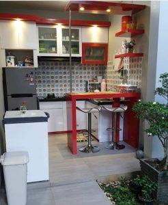 Mini Bar - Kitchen Set Gunung Putri