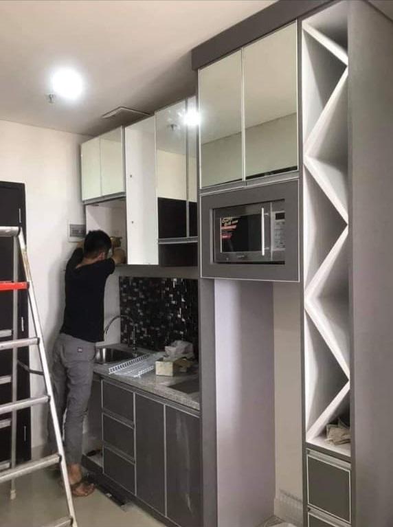 Jasa Pembuatan Kitchen Set Jakarta Timur