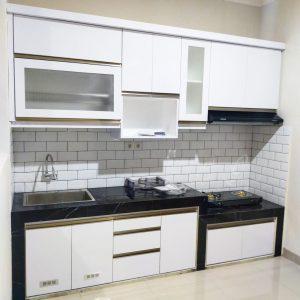 kitchen set cibubur - Jasa Pembuatan Kitchen Set Jakarta Timur