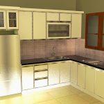 kitchen set murah cibinong - Kitchen Set Cibubur Village